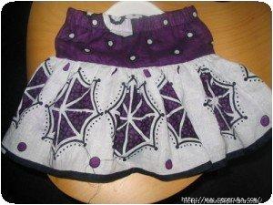 La robe en Kanga