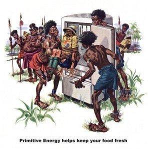 Energie pimitive