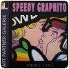 Speedy Graphito - Livre expo signé