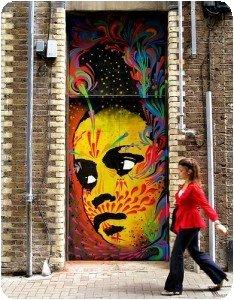 Stinkfish - Graffiti