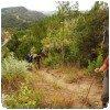 Trans Rift Trail - Delphine met le paquet
