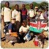 Trans Rift Trail - Drapeau du Kenya