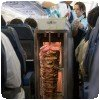 Shish Kebab chez Turkish Airlines