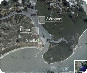 Archipelle de Lamu (Kenya)