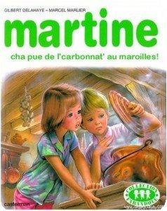 Martine chez les Ch'tis…