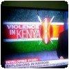 Violence au Kenya