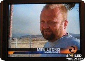 Mike Litoris est dévasté